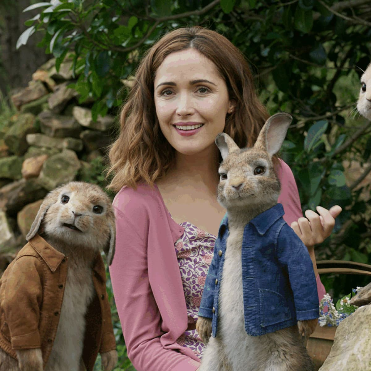 Rose Byrne in Peter Rabbit