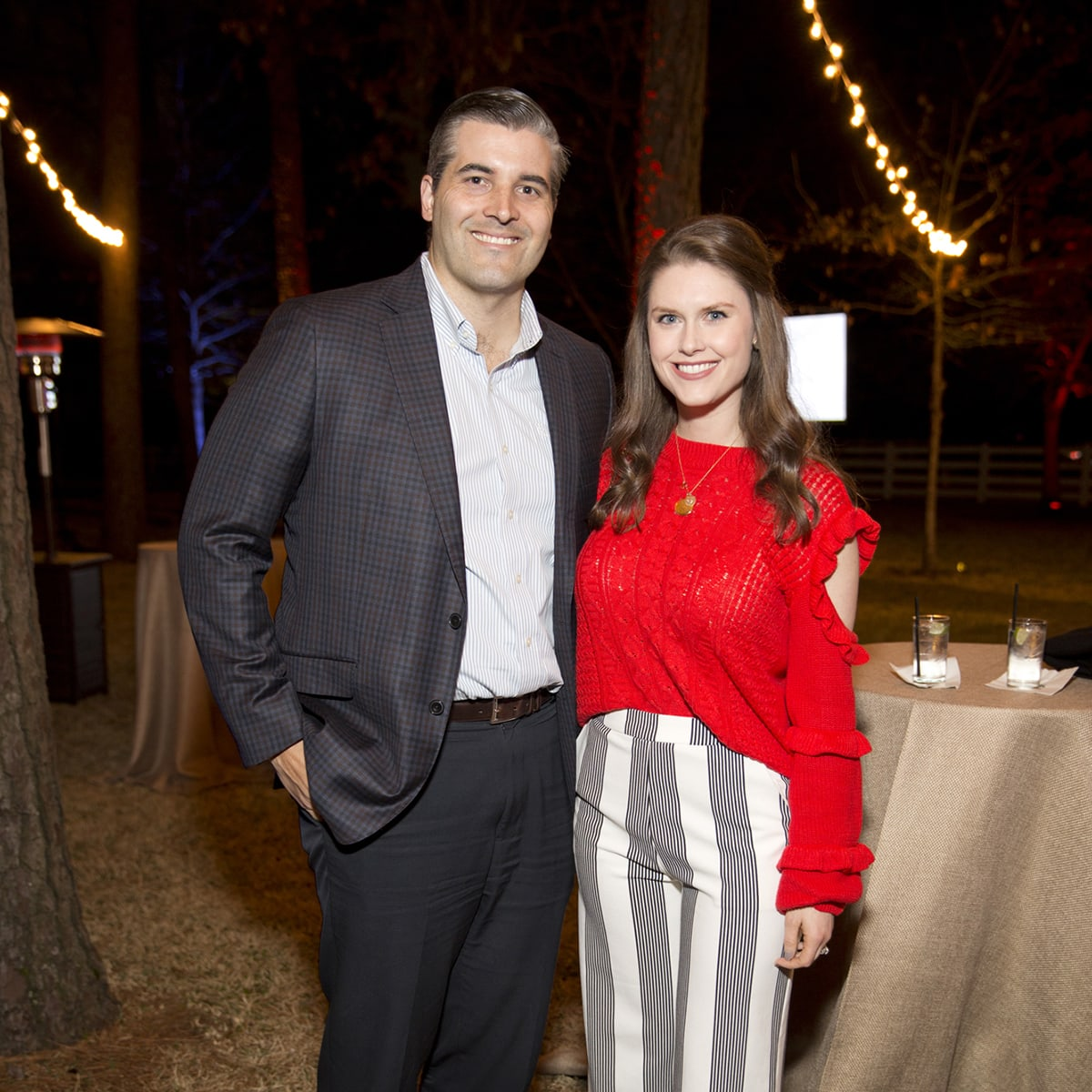 Houston, Memorial Park Conservancy Picnic for the Park, February 2018, Ben Lemming, Ashley Lemming