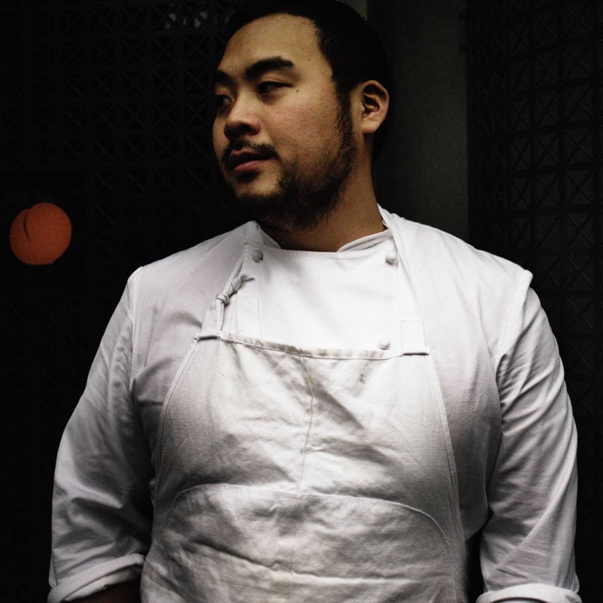 David Chang head shot