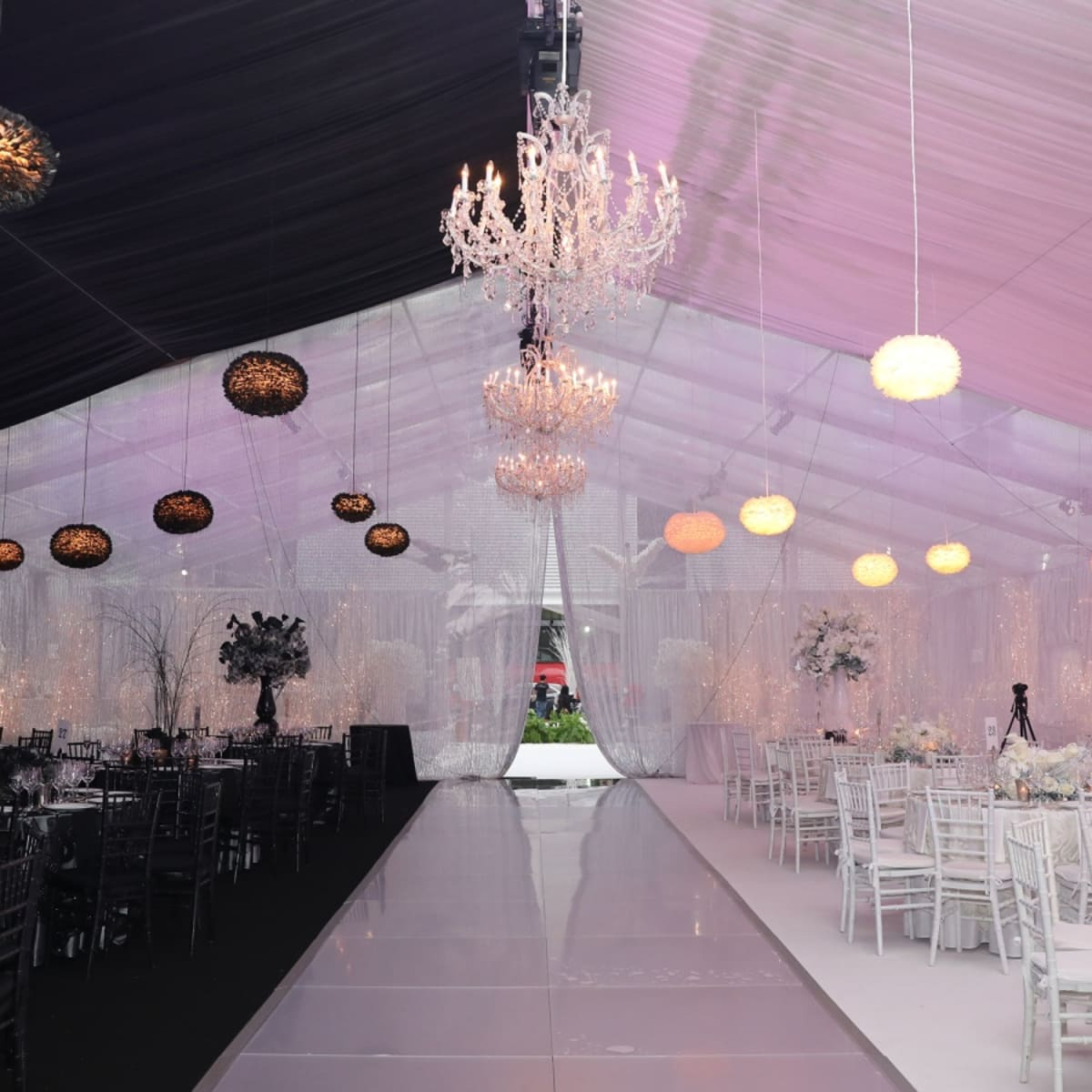 Houston, Ballet Ball, February 2018, decor