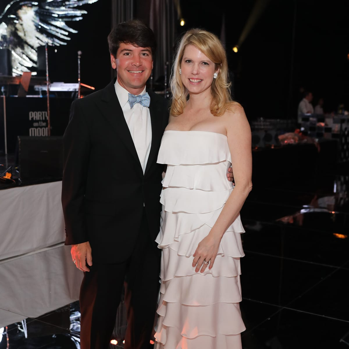 Houston, Ballet Ball, February 2018, Bill Toomey, Courtney Toomey