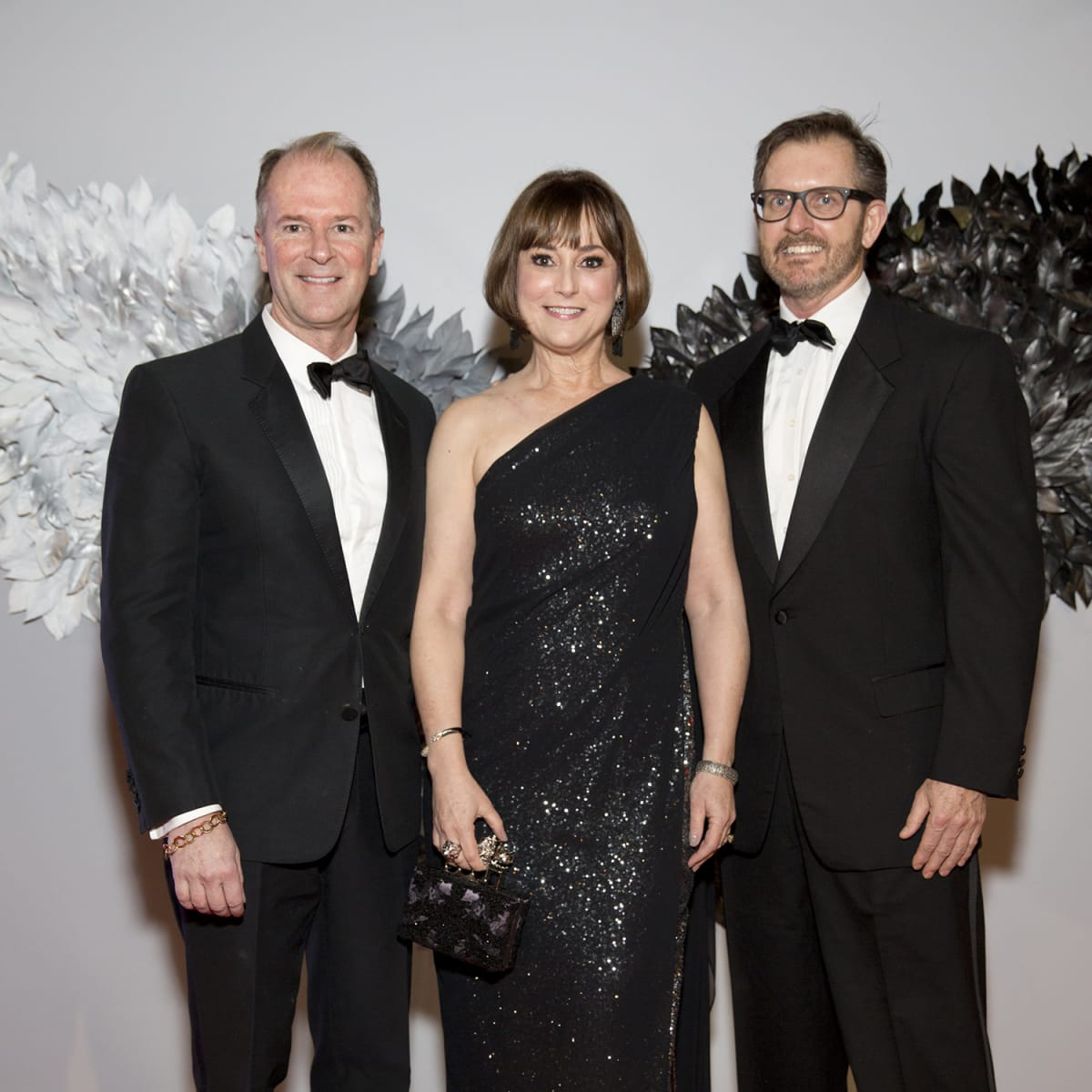 Houston, Ballet Ball, February 2018, Shannon Hall, Leigh Smith, Marcus Sloan
