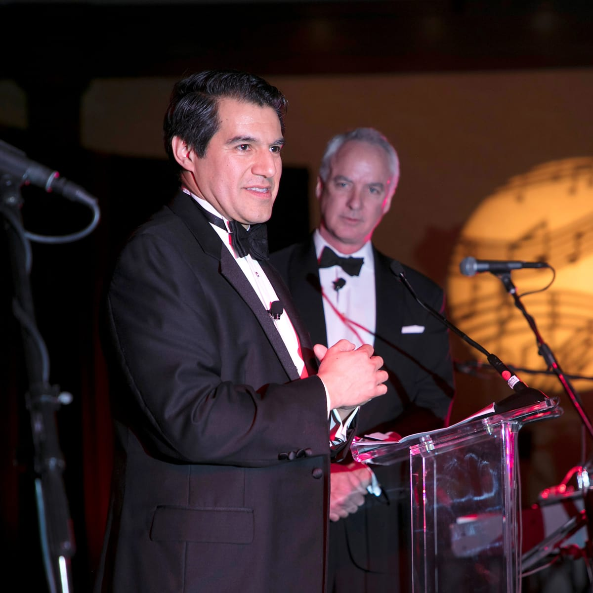 Miguel Harth-Bedoya, FW Symphony Gala 2018