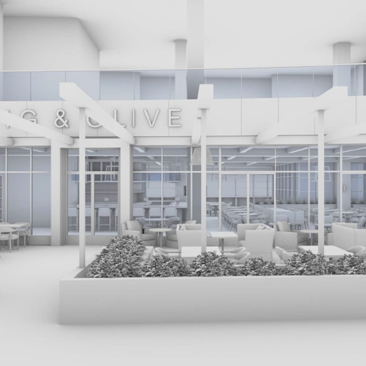 Acclaimed restaurant Fig & Olive finally reveals Galleria opening ...