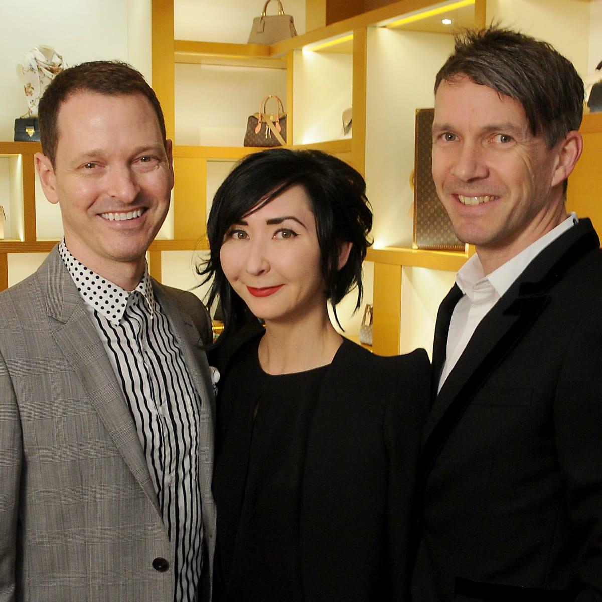 Brian McCulloch, Carrie and Svarre Brandsberg-Dahl