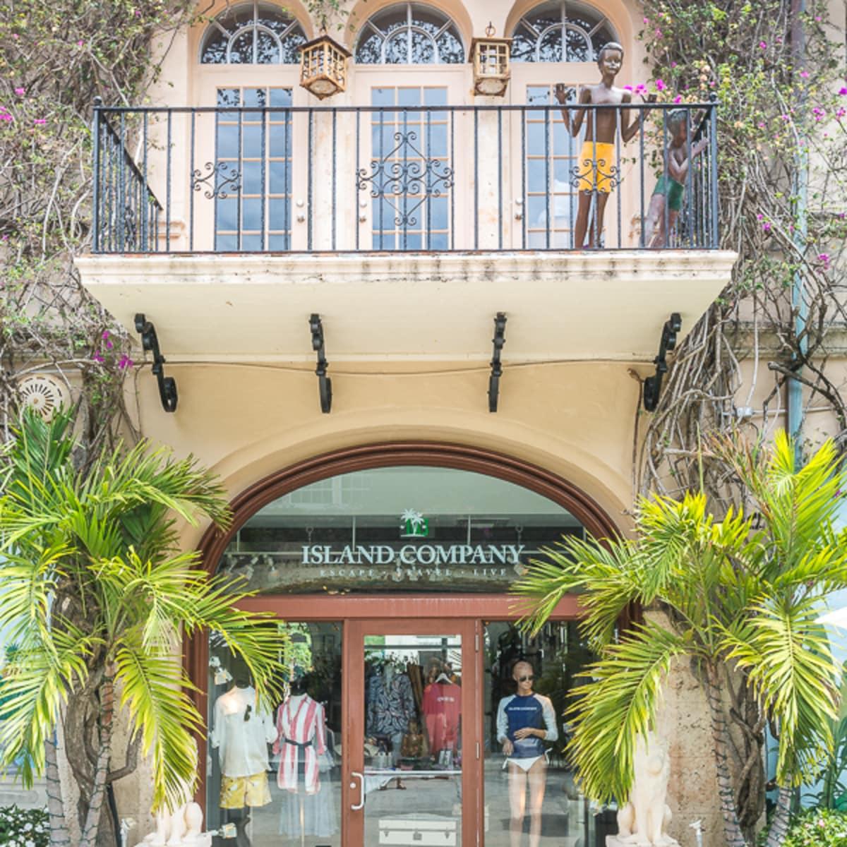 Travel Palm Beach - Worth Avenue shops