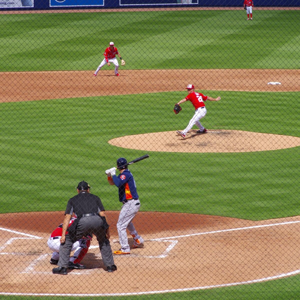 Travel - West Palm Beach - Astros vs Nationals