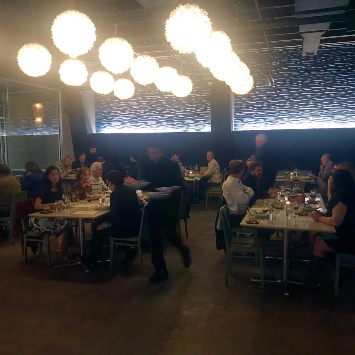 Reef Midtown new dining room