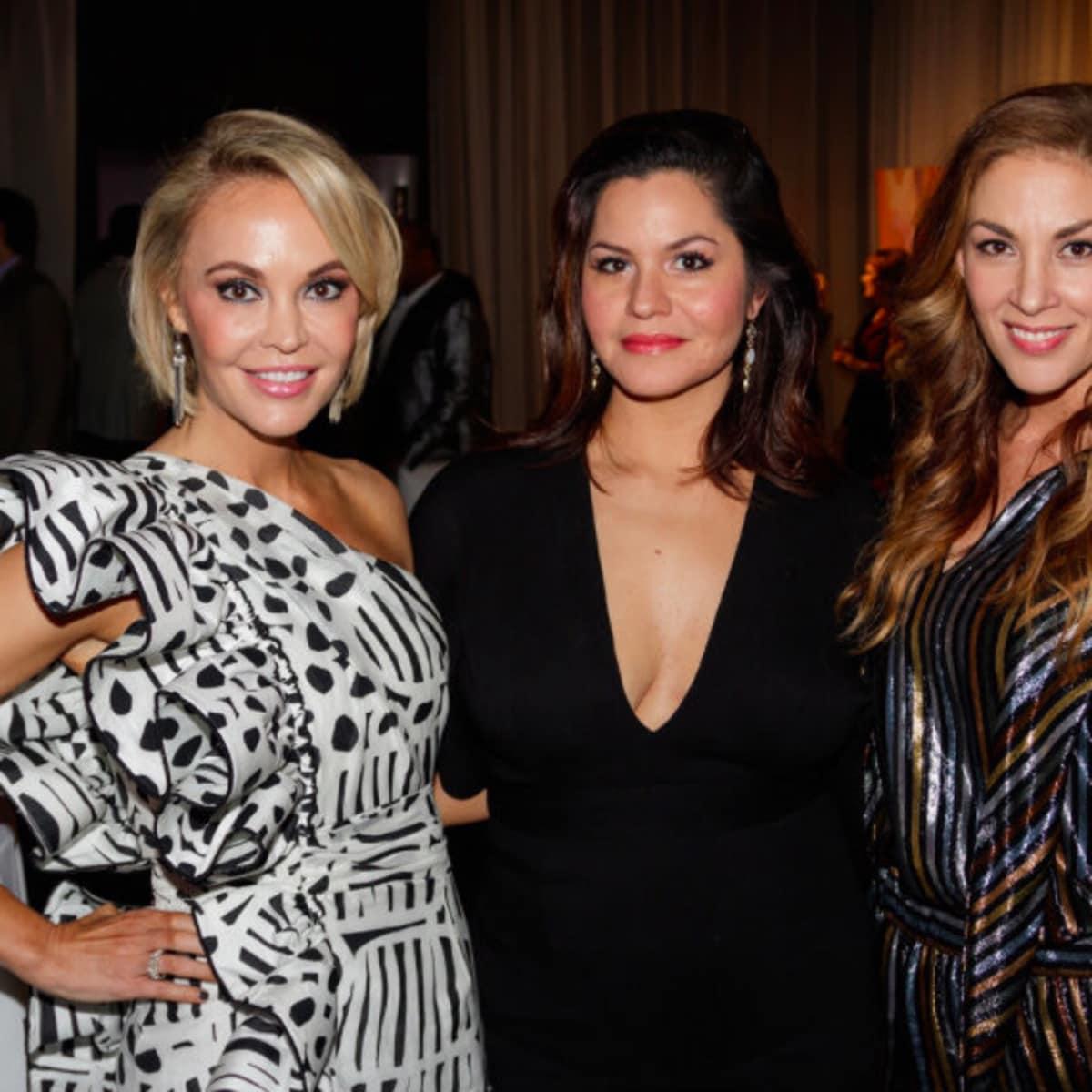 Whitney Kutch, Rochelle Rodriguez, Melissa Moore, Dallas_FGI Rising Star