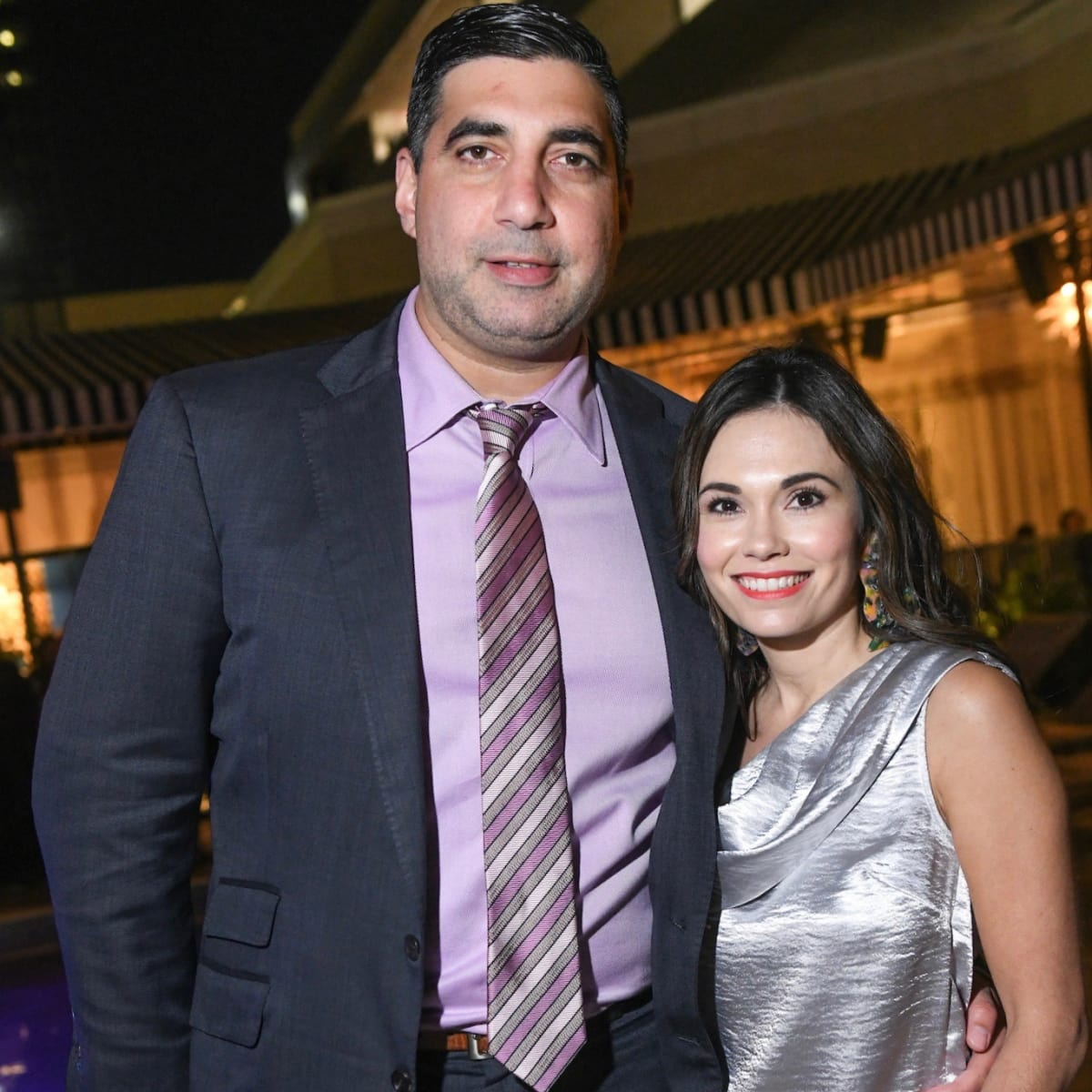 George Farah and Michele Leal Farah