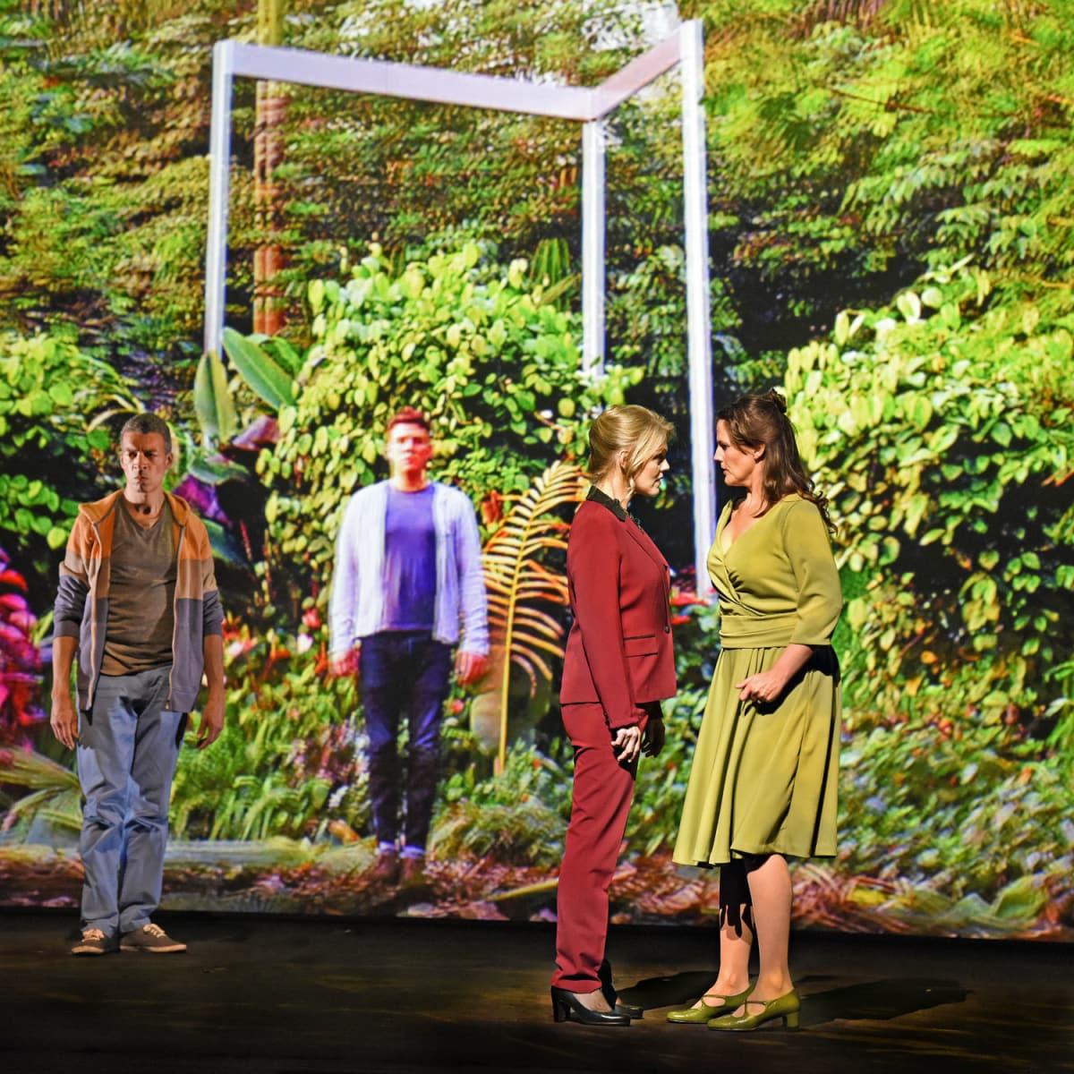 The Dallas Opera presents Sunken Garden
