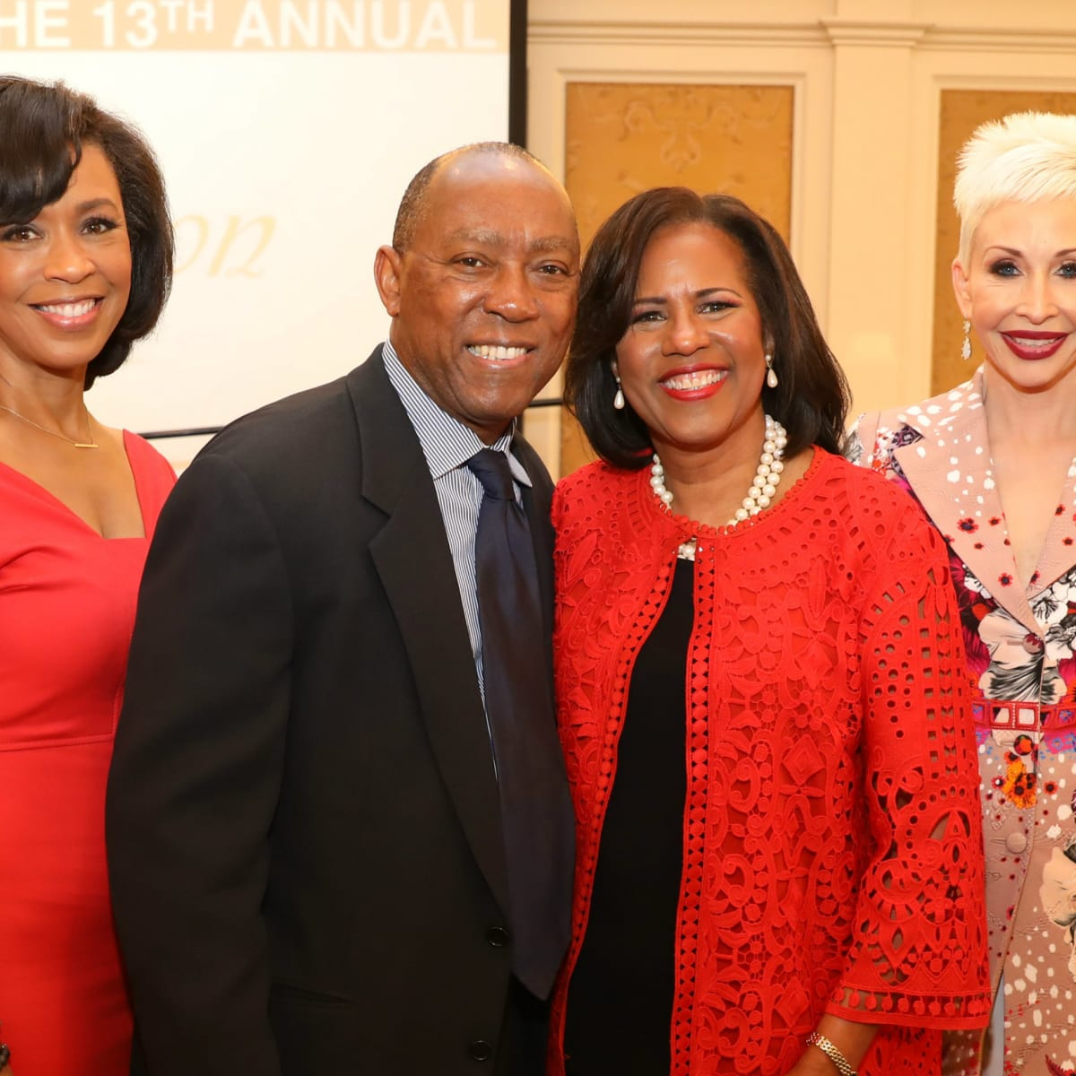 Gina Gaston Sylvester Turner Melanie Lawson Camerone Parker McCullough
