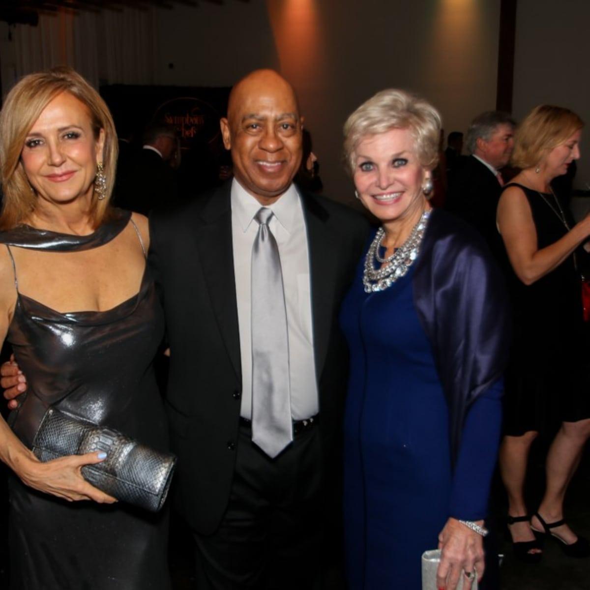 Jane McGarry, Otis Felton, Carmaleta Felton, Symphony of Chefs 2018