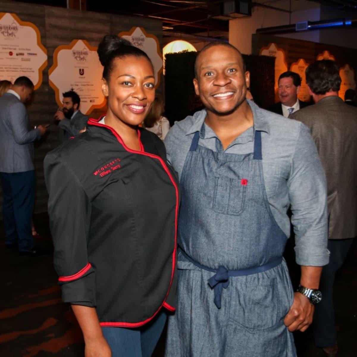 Tiffany Derry, Tre Wilcox, Symphony of Chefs 2018