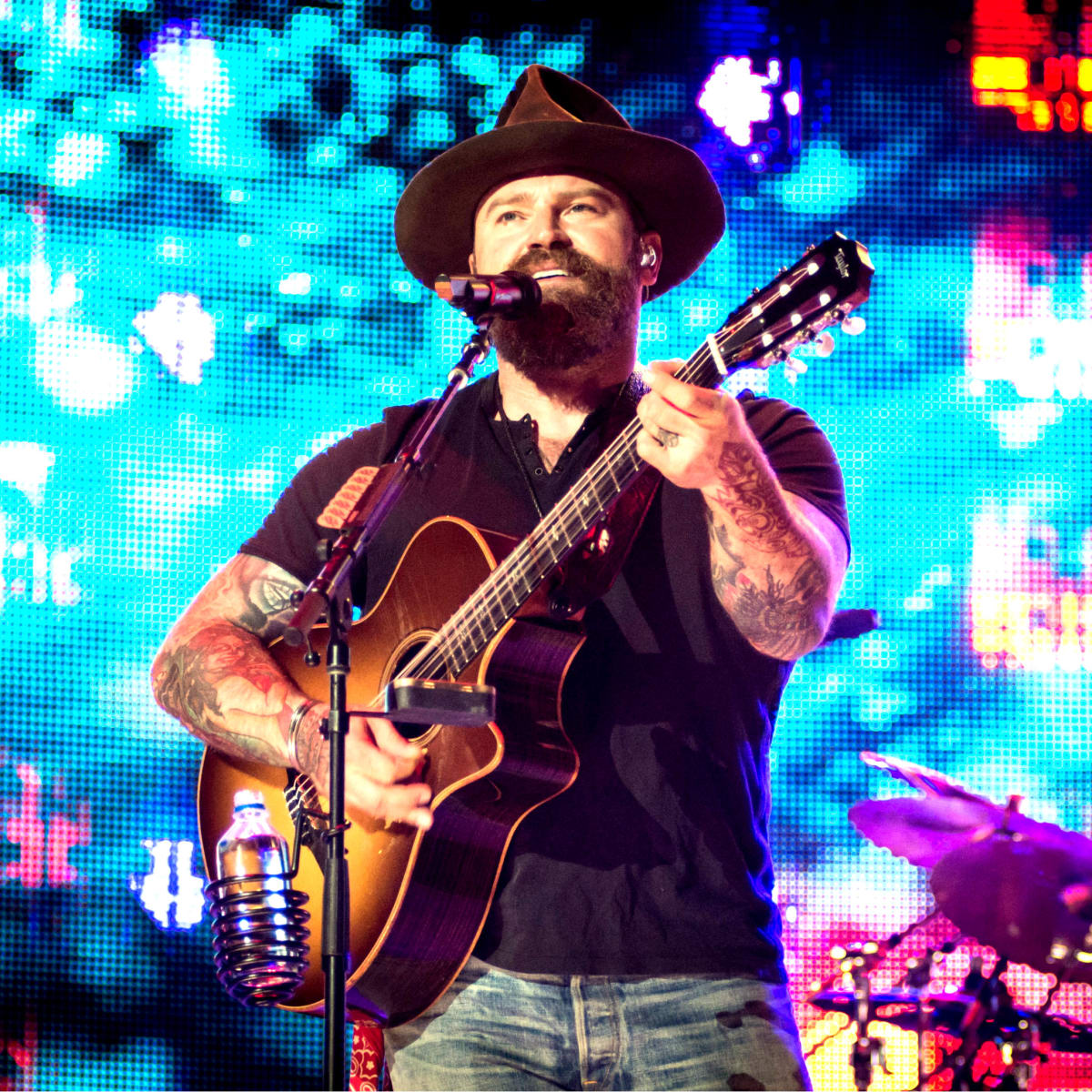 Zac Brown Band individual shot