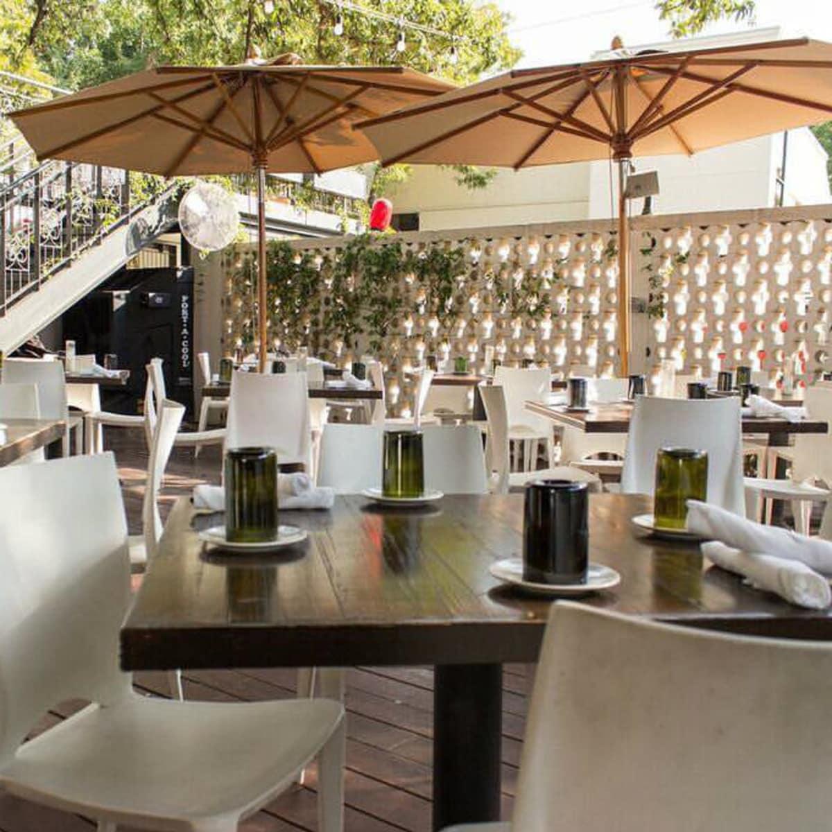 Olive & June patio