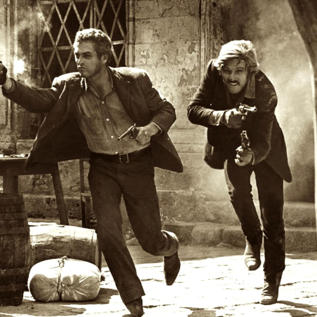 Weekend events Butch Cassidy Sundance Kid movie still