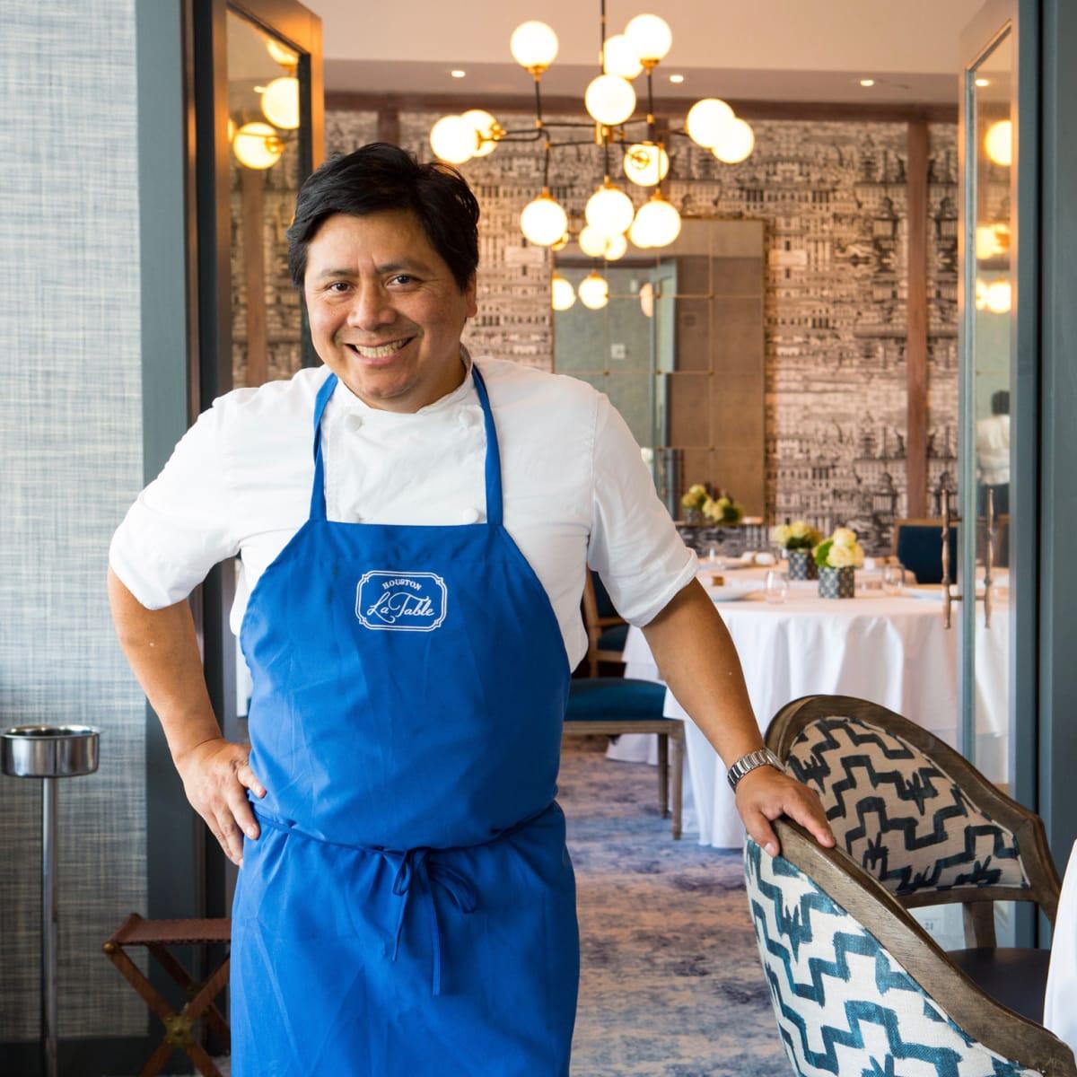 Otto Sanchez La Table pastry chef