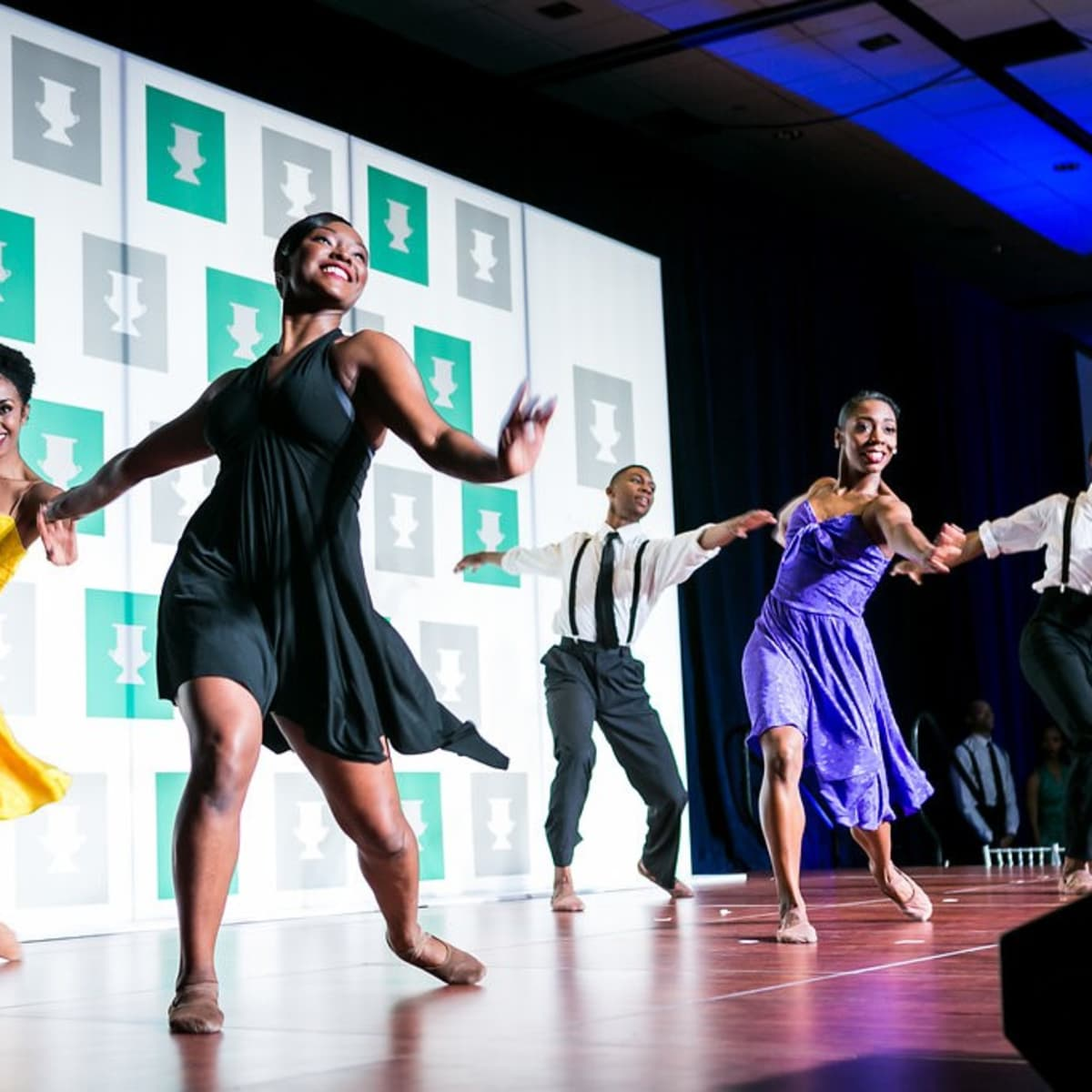 TACA silver cup luncheon 2018, Dallas Black Dance Theatre