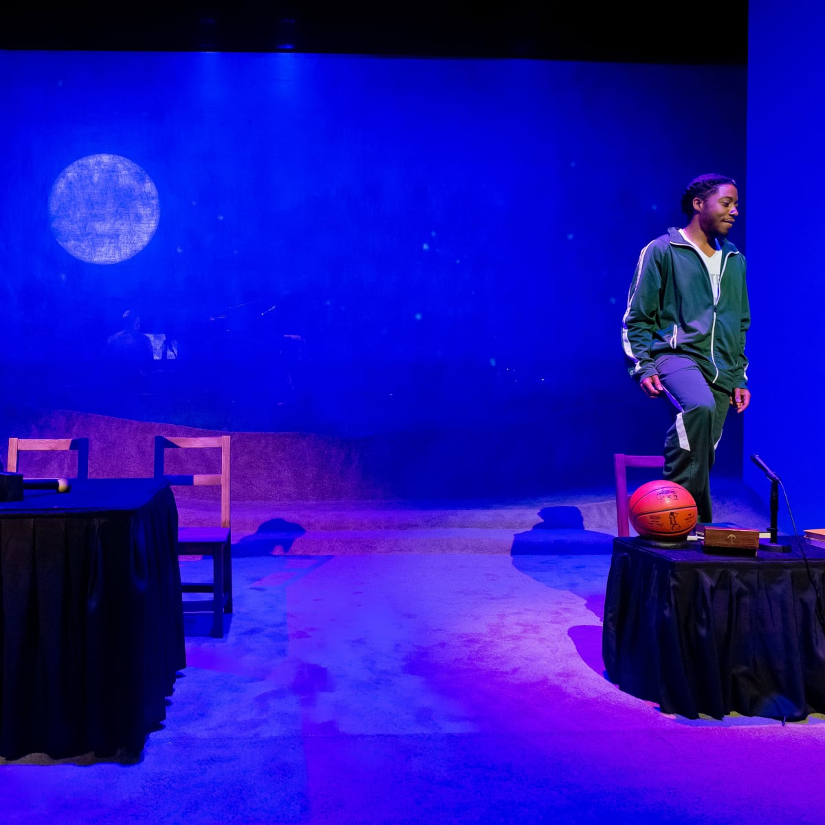 Catastrophic Theatre-Small Ball, Julia Krohn, Orlanders Tao Jones