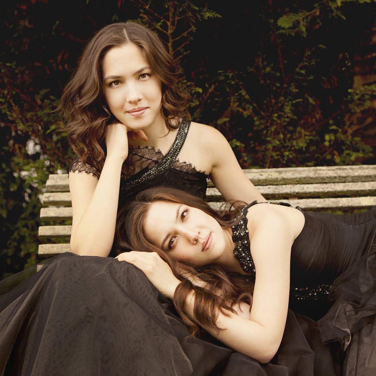 Christina and Michelle Naughton