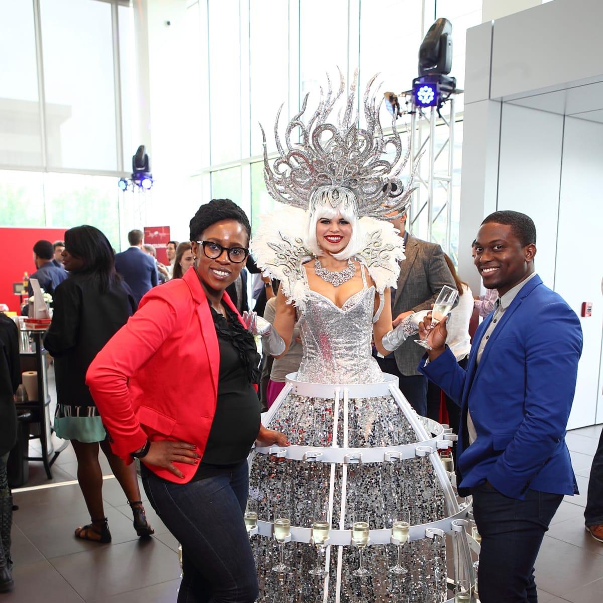 Big Brothers Big Sisters Big Taste 2018 Ebony Williams Kinzie Marlowe James Williams