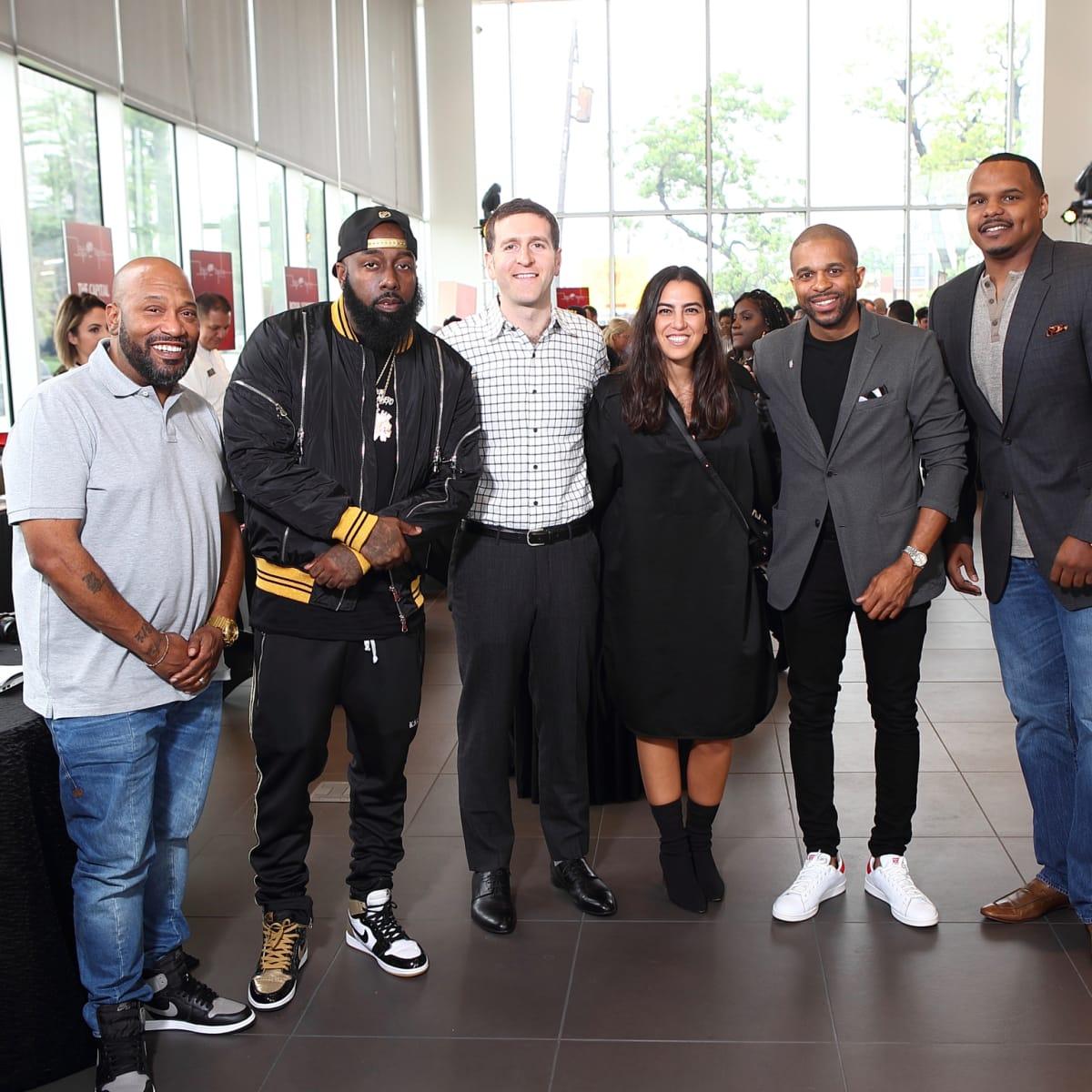Big Brothers Big Sisters Big Taste 2018 judges Bun B, Trae tha Truth, Adam Goldberg, Daniela Velasco, DJ Mr. Rogers, Chester Pitts