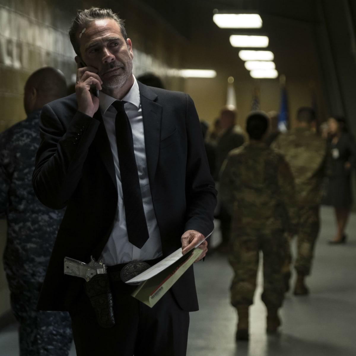 Jeffrey Dean Morgan in Rampage