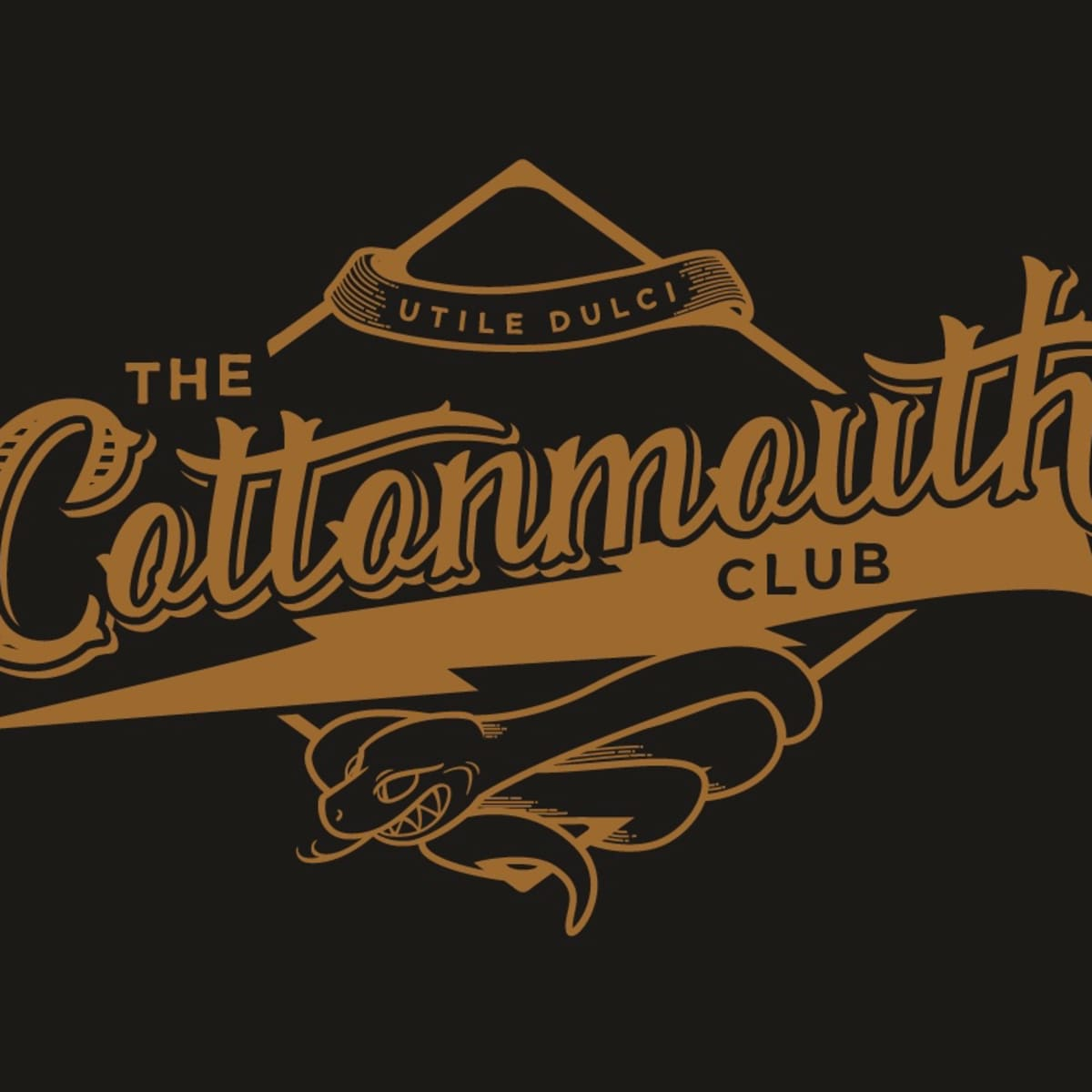 Cottonmouth Club logo