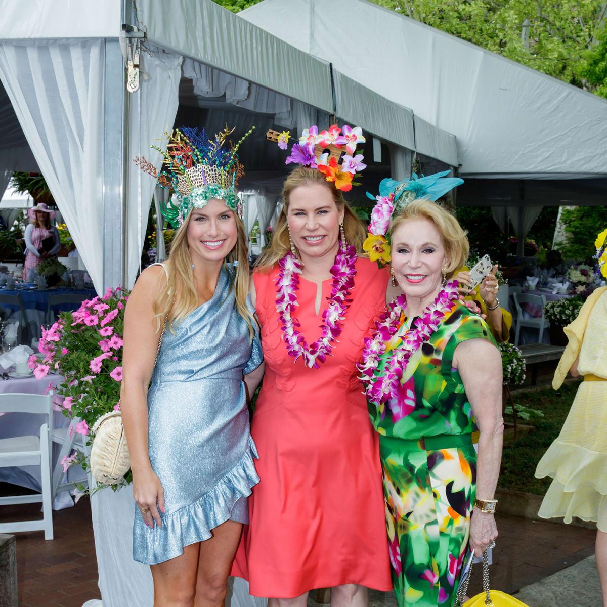 Mad Hatters 2018, Erin Harrison, Natalie Perry, Carmen Godwin