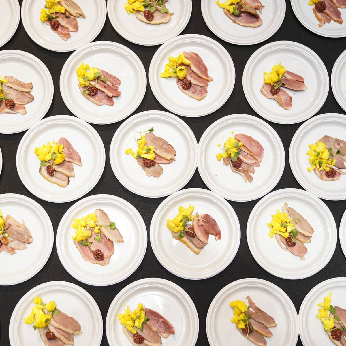 CultureMap Austin 2018 Tastemaker Awards at Fair Market Cured Smoked Duck Ham