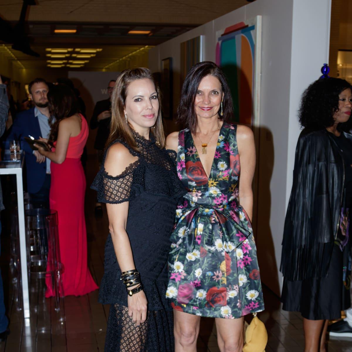 Melissa Enriquez, Lucrecia Waggoner
