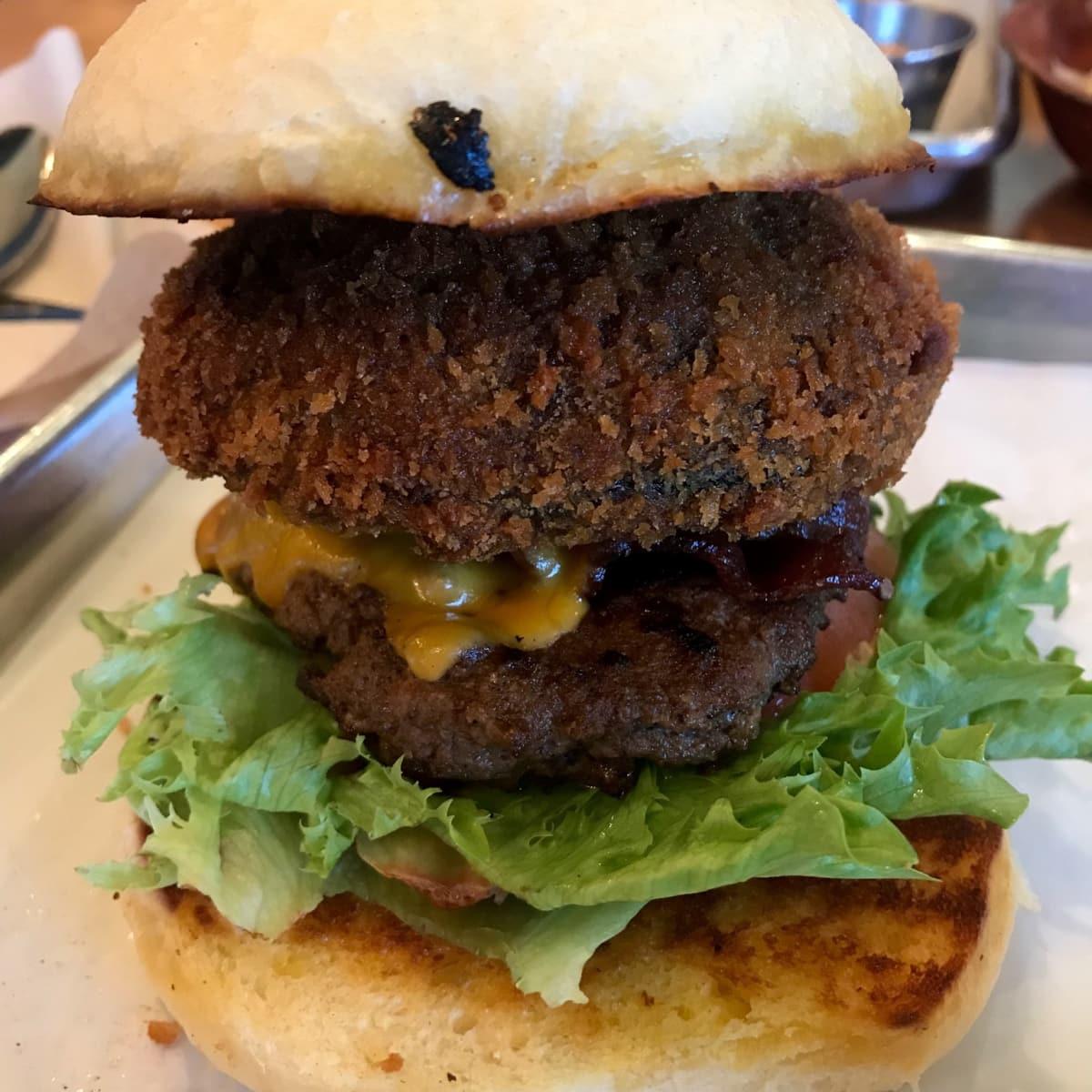 Flip N Patties burger