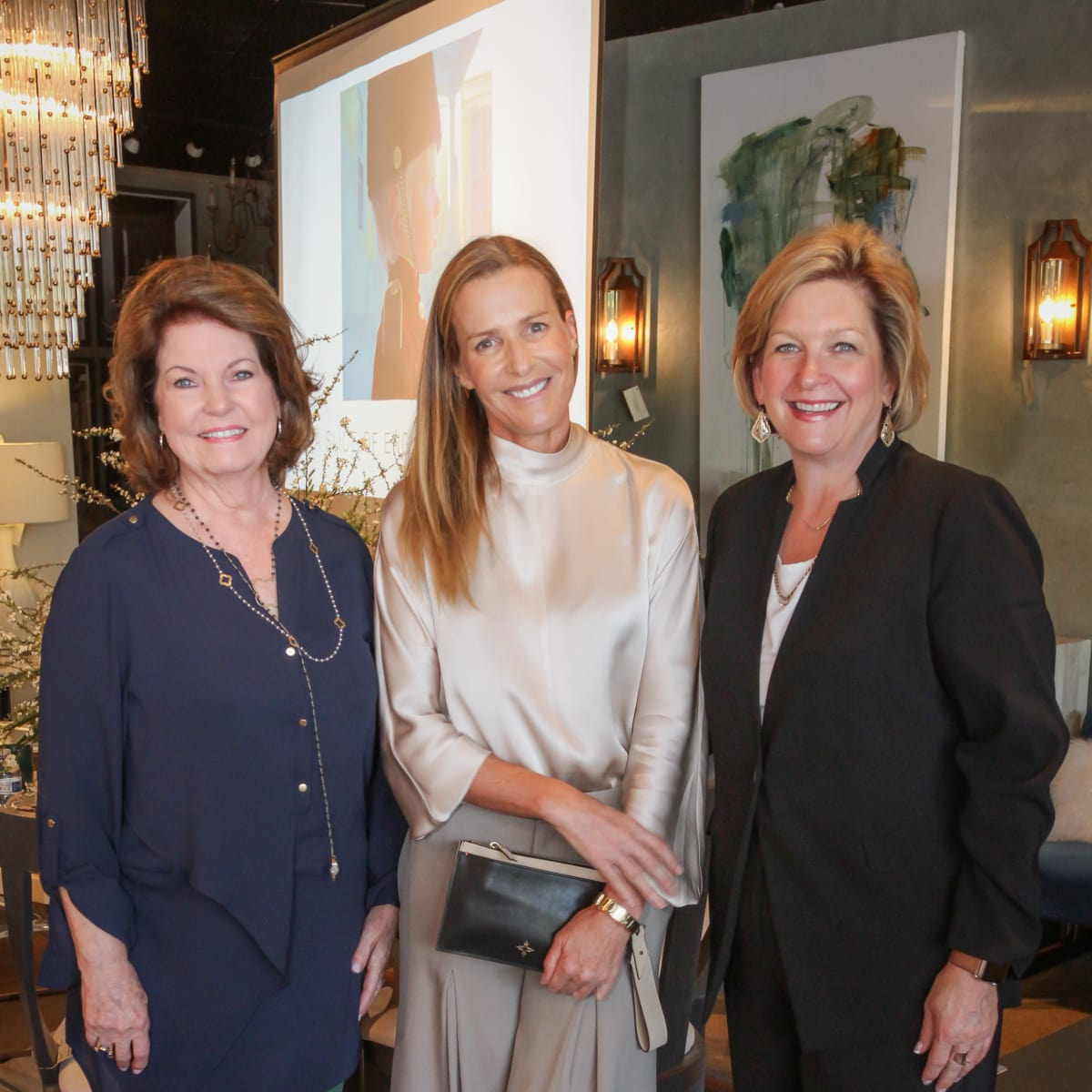 Design in Bloom Connie LeFevre, India Hicks, Chaille Ralph