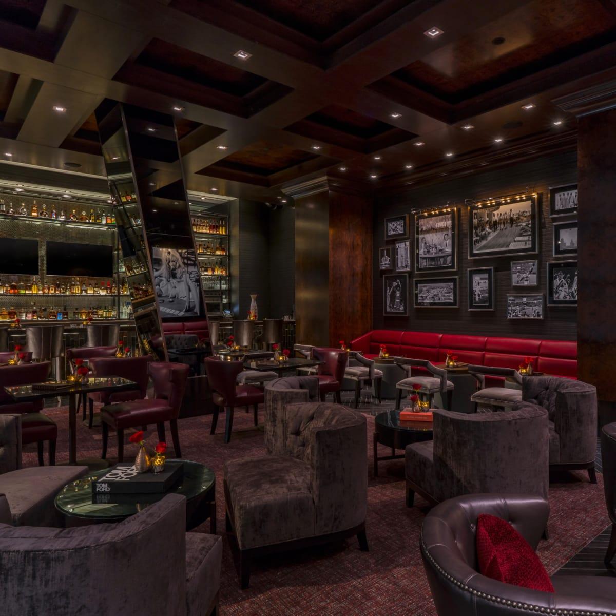 The Post Oak H Bar interior
