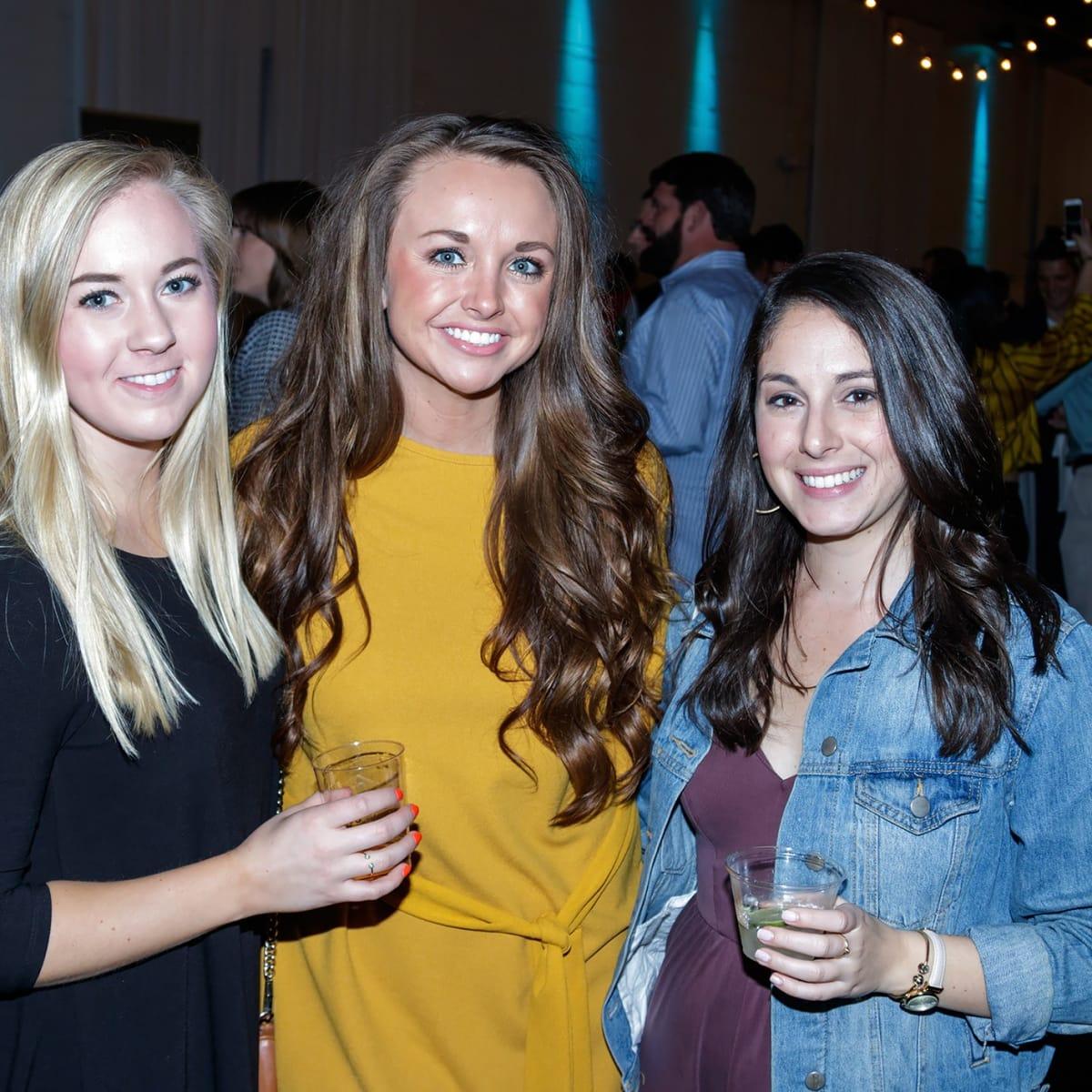 Dallas Tastemaker Awards 2018, Julia Monter, Kortni Robinson, Catherine Festa