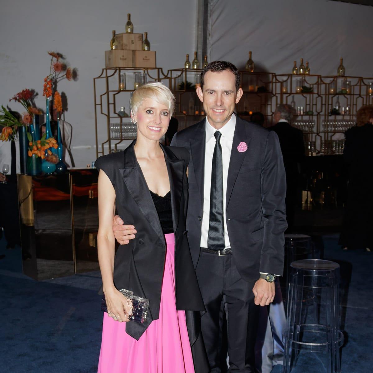 Catherine MacMahon, Douglas MacMahon