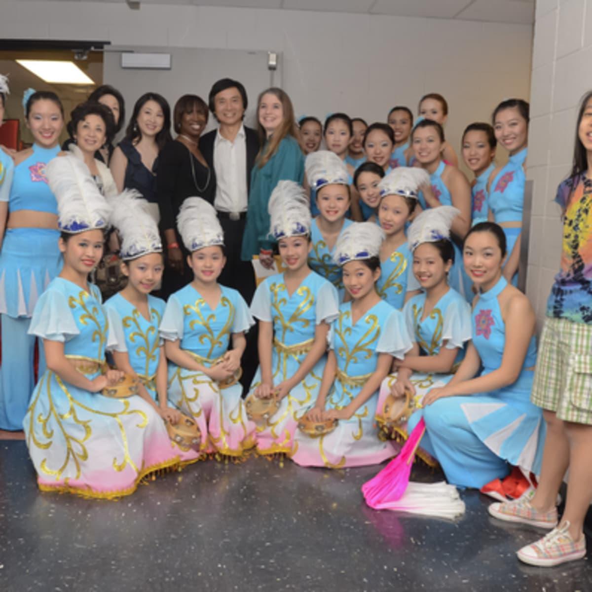 News_Li Cunxin_Dance of Asia troupe_April 2011