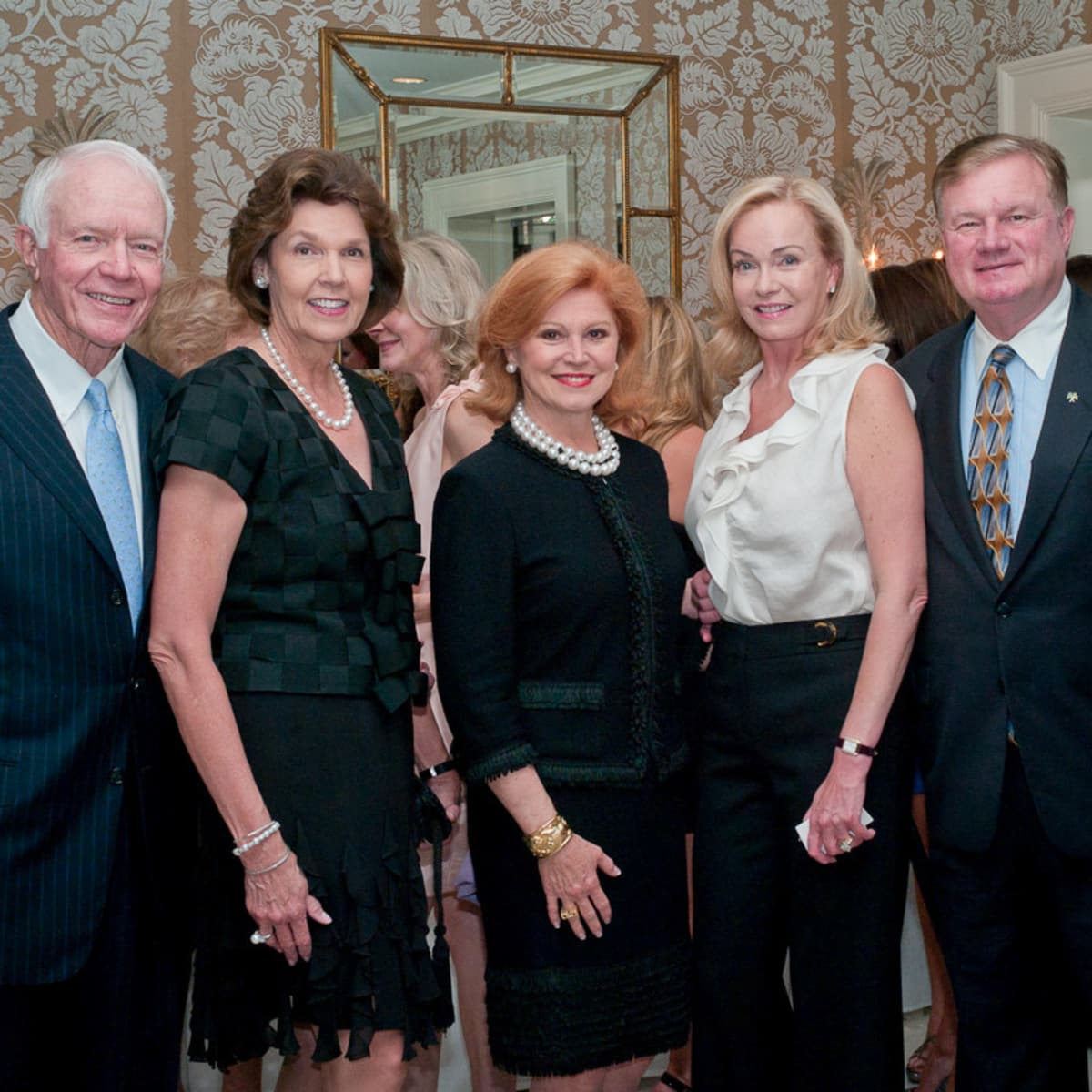 News_Small Steps Wine Classic_Thurmon Andress_Lilly Andress_Jan Duncan_Alice Mosing_Keith Mosing