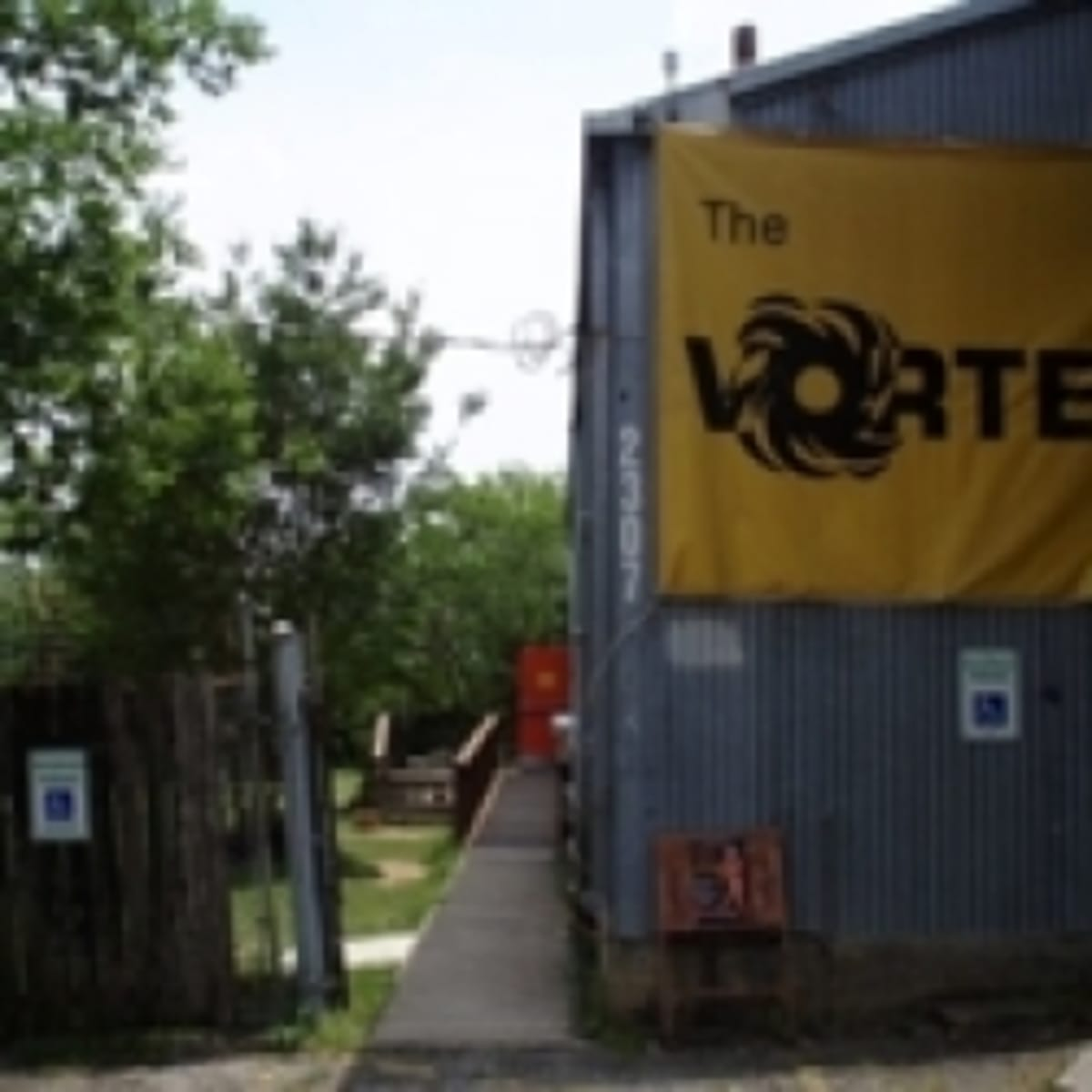 Austin Photo: Places_Arts_The_Vortex_Exterior