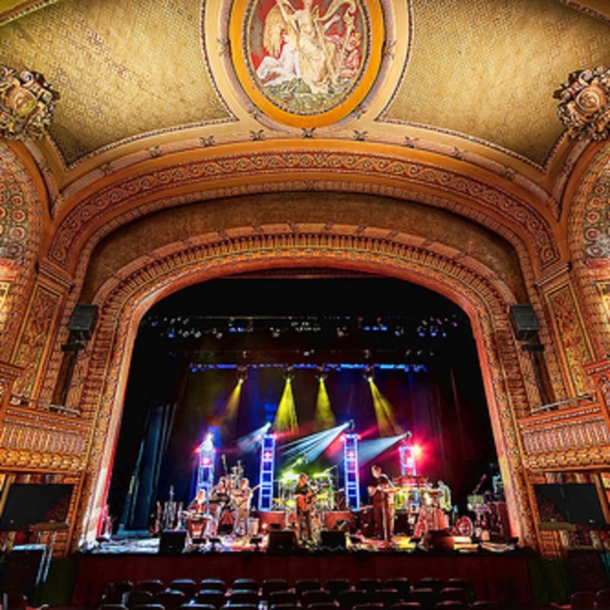 Austin Photo: Places_Arts_Paramount_Theatre_Interior
