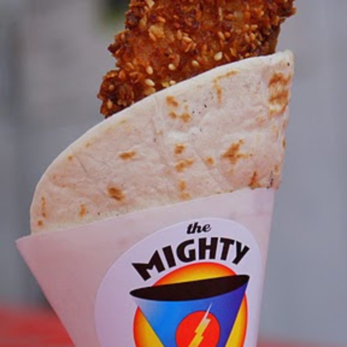 Austin Photo: Places_Food_the_mighty_cone_wrap
