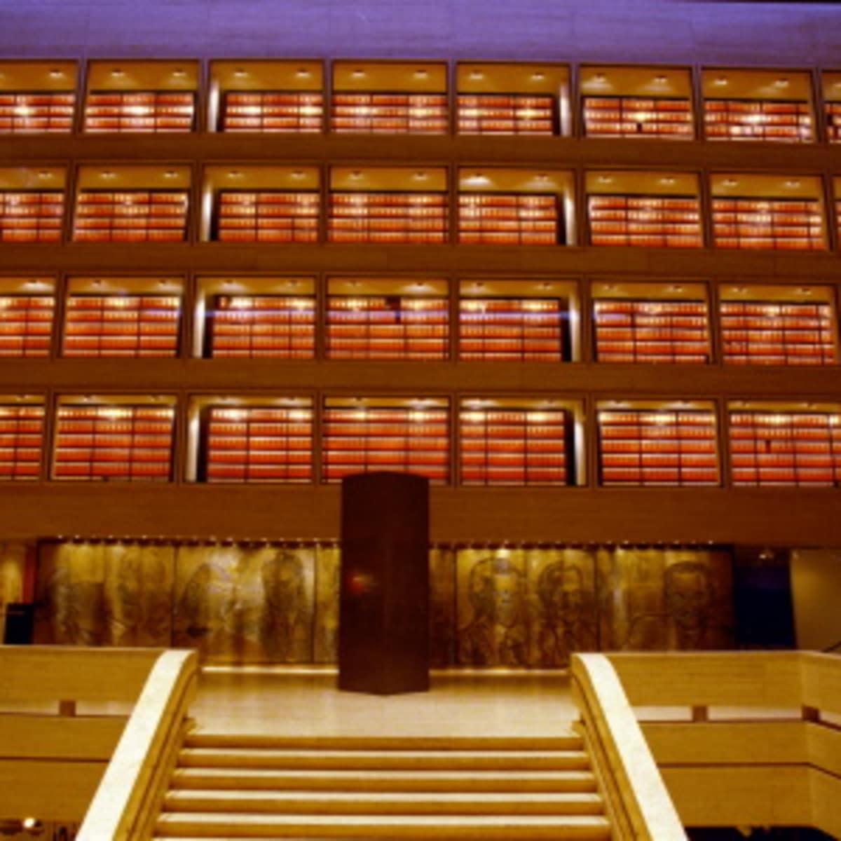 Austin Photo: Places_Arts_LBJ_Library_Great Hall