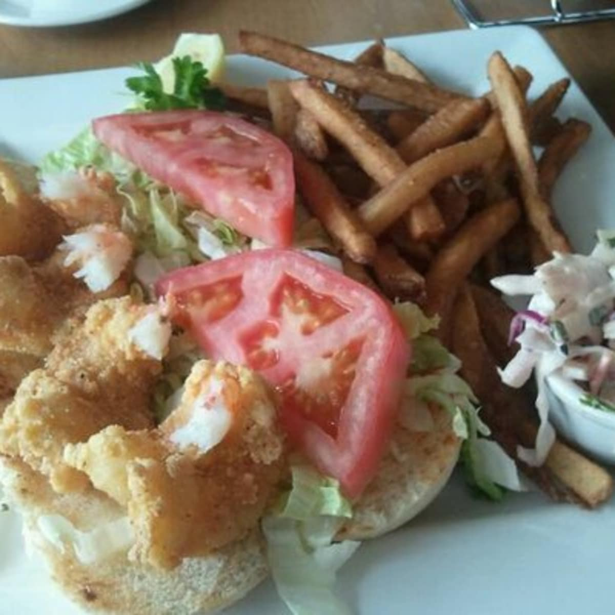 Austin Photo: Places_Food_zeds_shrimp_po_boy