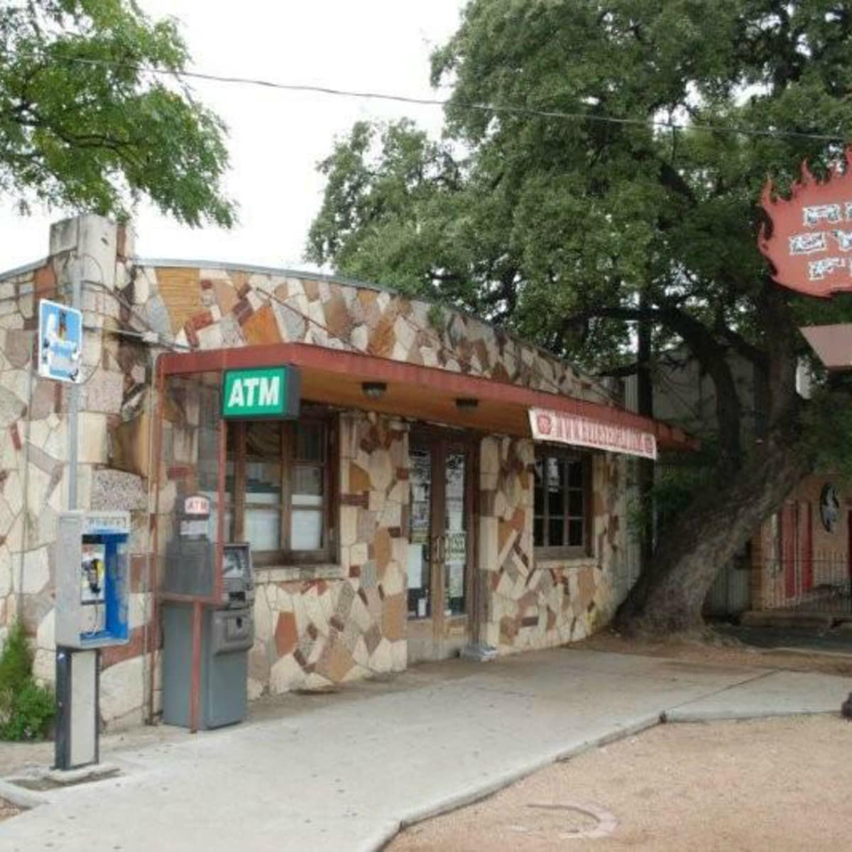 Austin photo: Places_Music_Red Eyed Fly