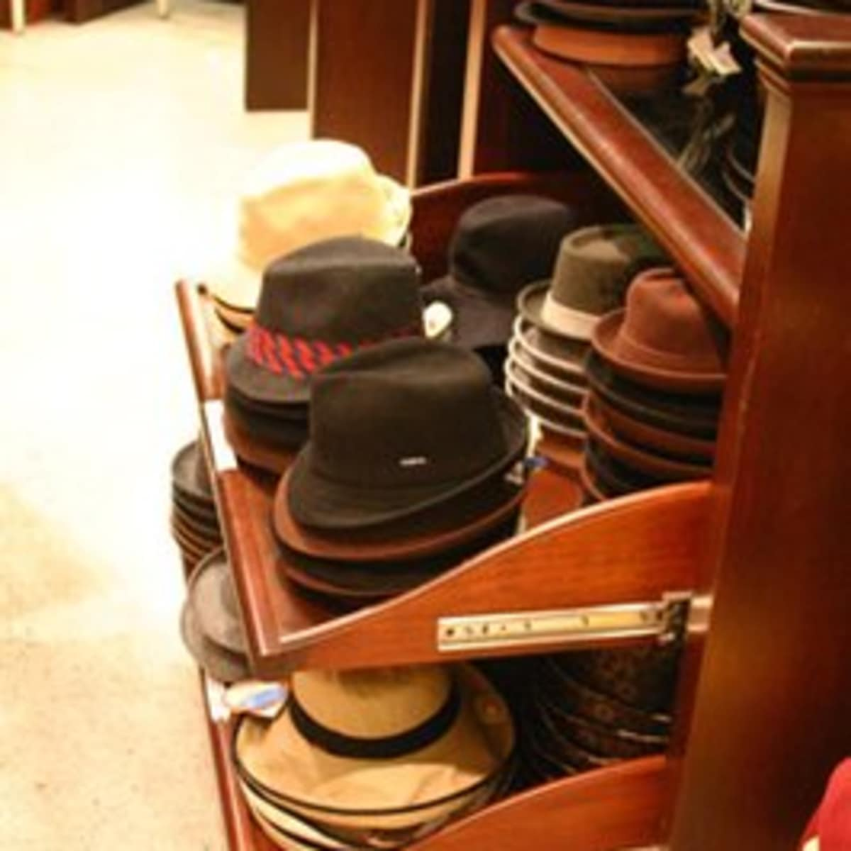 Austin Photo: Places_shopping_hatbox_drawer