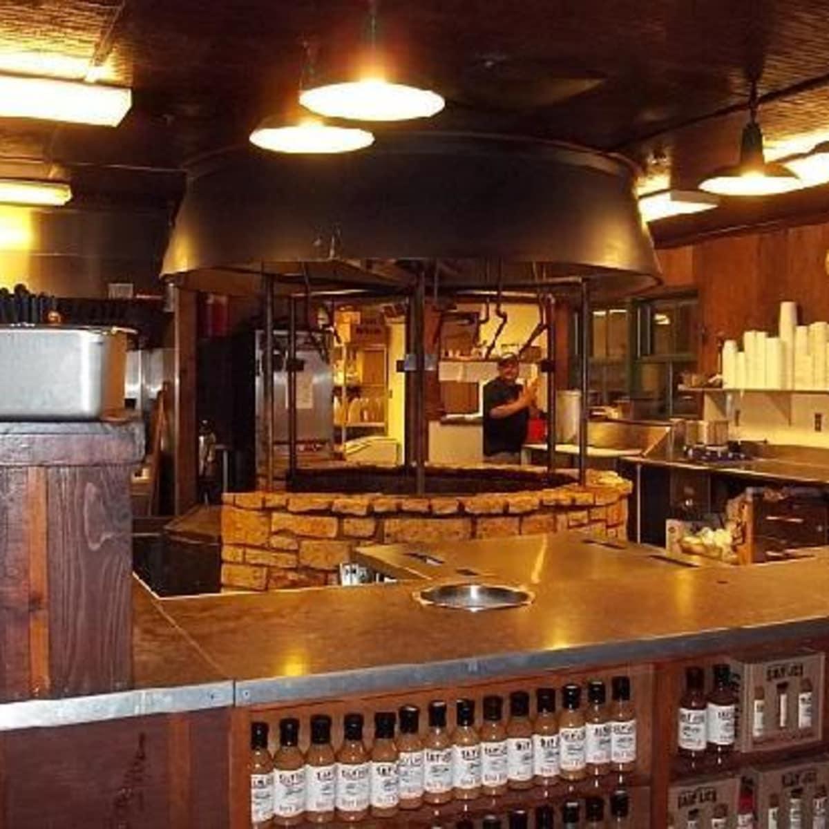 Austin Photo: places_food_salt lick round rock_interior