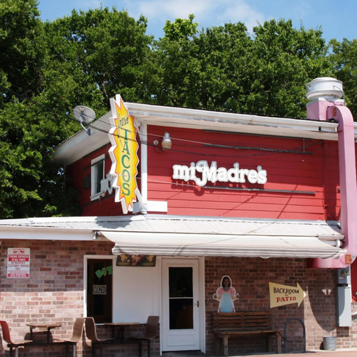 Austin_Photo: Food_Mi Madre's_exterior