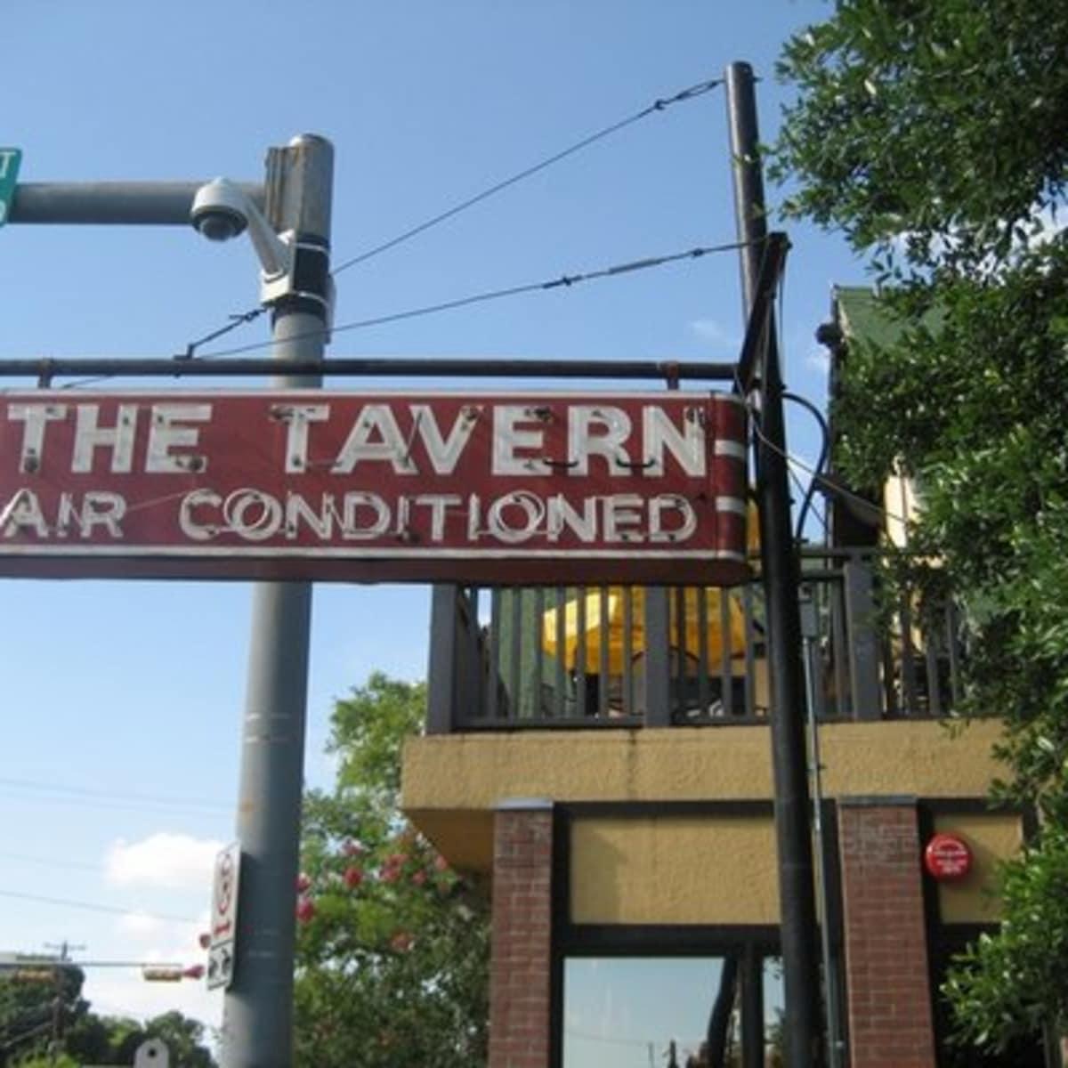 Austin Photo: Places_food_the tavern_exterior