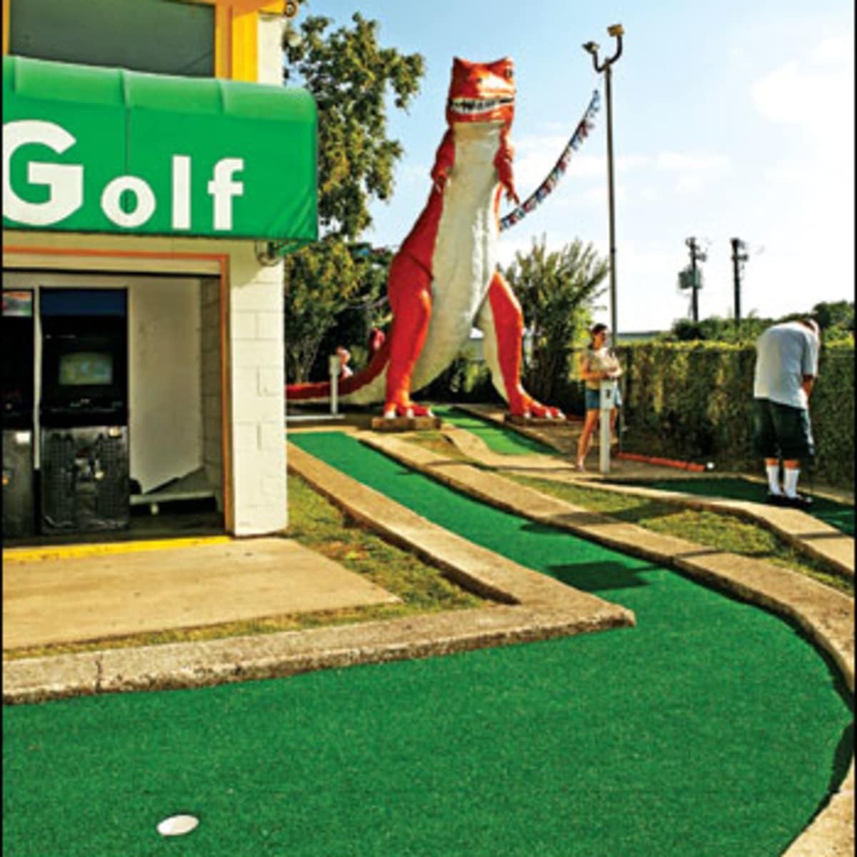 Austin_photo: places_outdoors_peter pan mini golf_trex